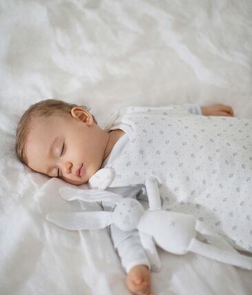 Doudou lapin bébé mixte