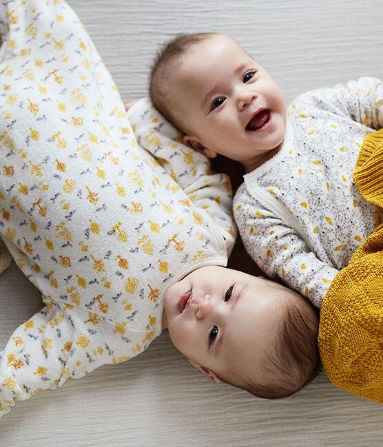 Trio de bodies naissance manches longues bébé fille lot .