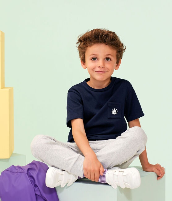 Tee-shirt enfant garcon SMOKING