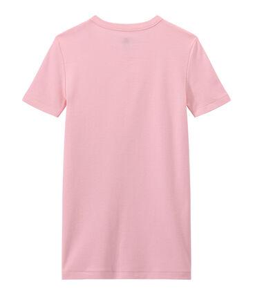 T-shirt femme en côte originale