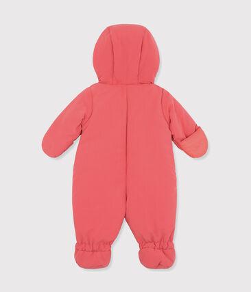 Combipilote bébé mixte en microfibre rose Cosmetique