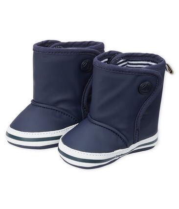 Chaussons bottes de pluie bébé
