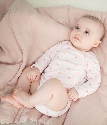 Lot de 3 bodies naissance manches longues bébé mixte