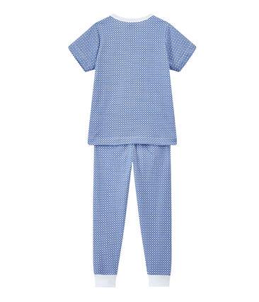 Pyjama garçon en tubique manches courtes