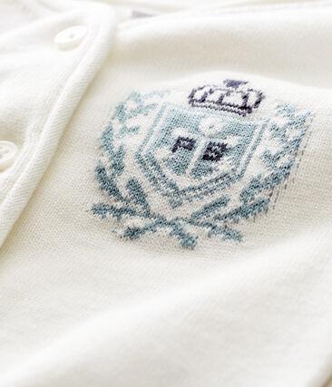 Cardigan bébé garçon en coton