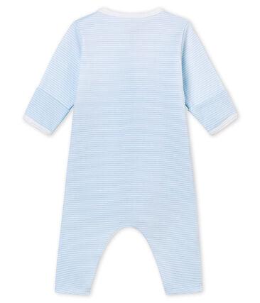 Dors bien sans pieds bébé mixte avec body intégré