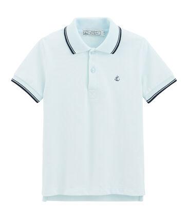 Polo à manches courtes enfant garçon