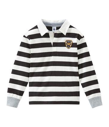 Polo rugby enfant garçon