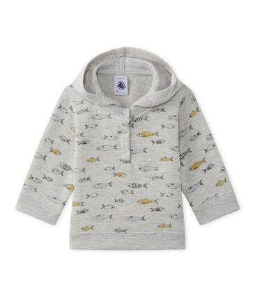 Sweat shirt à capuche bébé garçon