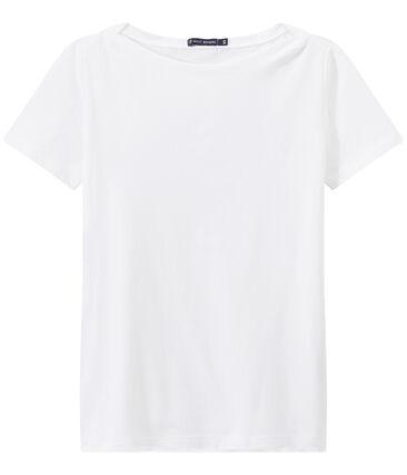 T-shirt femme AMIRAL en jersey fin