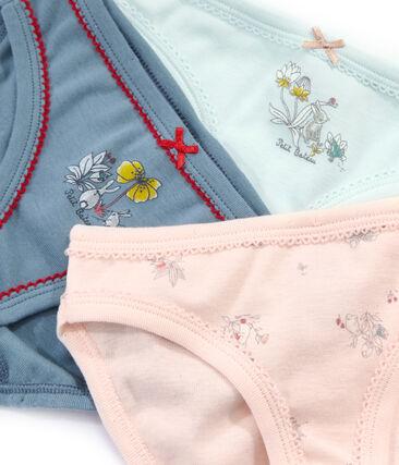 Trio de culottes petite fille lot .