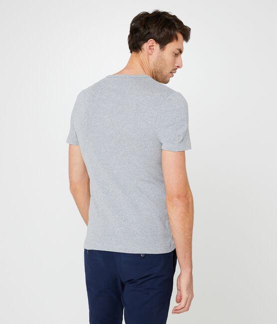 T-shirt manches courtes Homme gris Subway