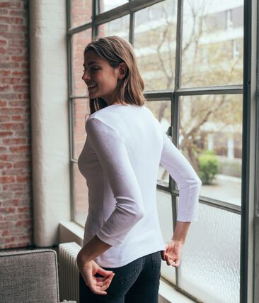 Tee shirt iconique femme