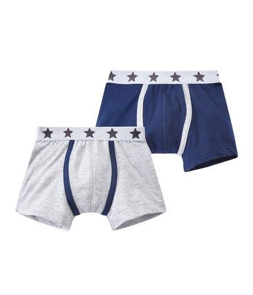 Lot de 2 boxers garçon