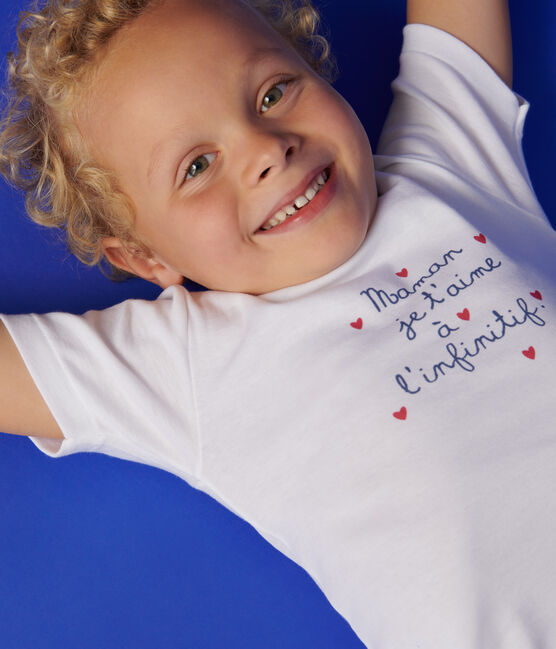 Tee shirt Enfant MéliMesMots lot .