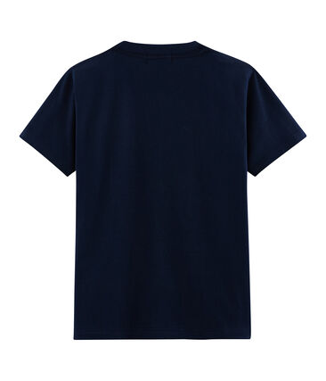 Tee-shirt mixte motif carte postale