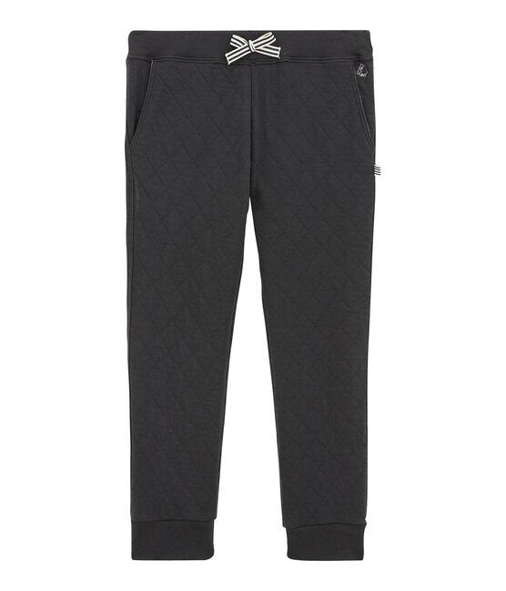 Pantalon garçon en tubique matelassé CAPECOD