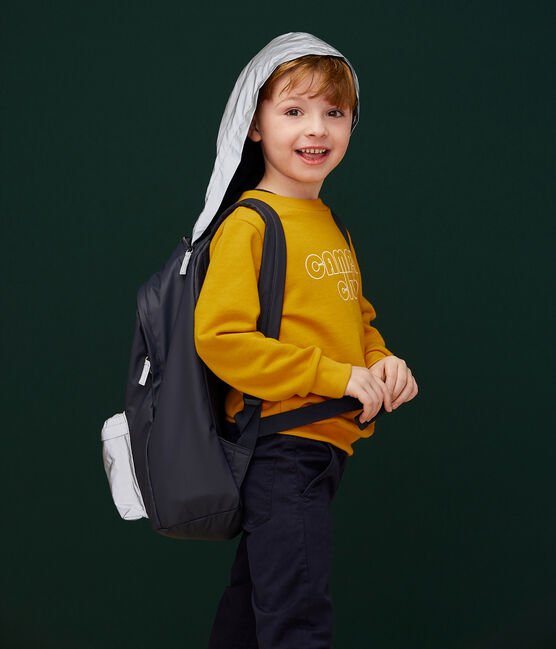 Sac d'école/ cartable enfant bleu Smoking