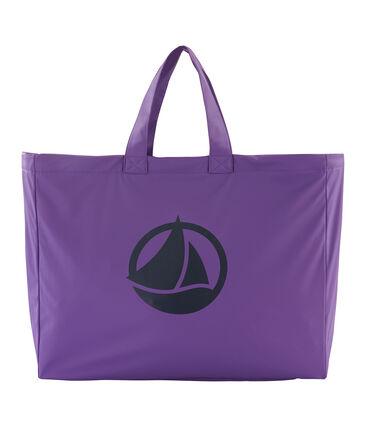 Cabas violet Real