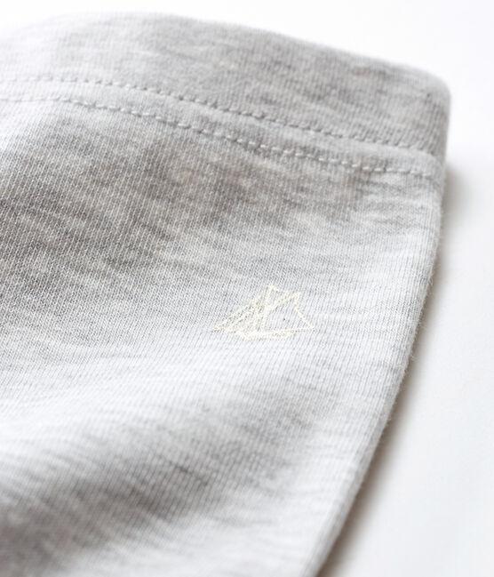 Legging bébé fille-garçon gris Beluga