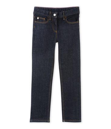 Pantalon en jean enfant fille