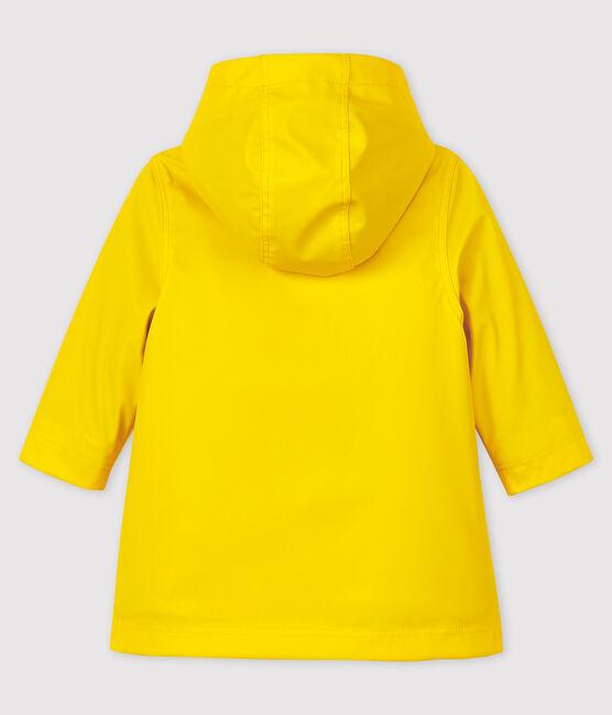 Ciré doudoune bébé fille/garçon jaune Jaune