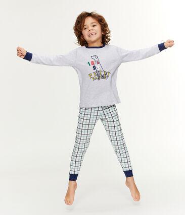Duo de pyjamas petit garçon