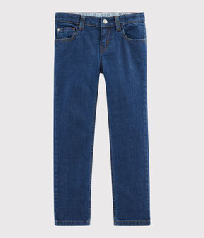 Pantalon en denim enfant garçon DENIM BRUT