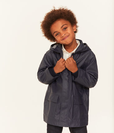 Ciré iconique enfant bleu Smoking