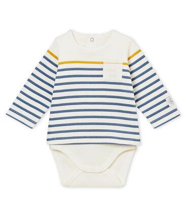 55391ad1a43bd Body tee shirt manches longues bébé garçon