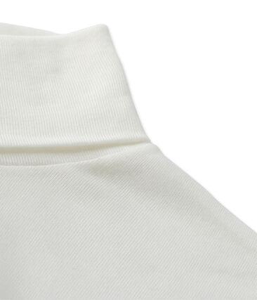 Sous-pull femme en coton léger
