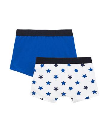 lot de deux boxers