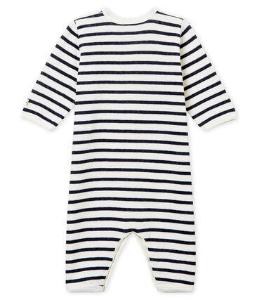 Dors bien sans pieds bébé mixte en tubique