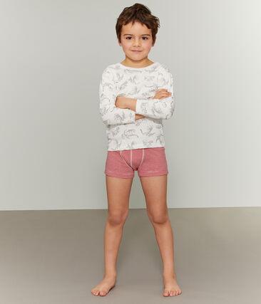 Duo de tee-shirts manches longues petit garçon lot .