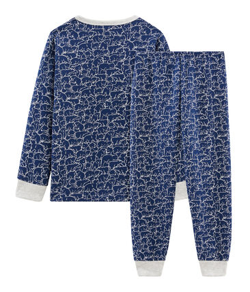 Pyjama petit garçon en molleton