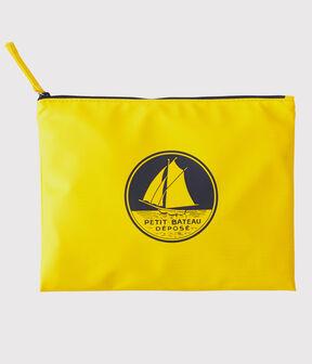 Pochette iconique jaune jaune Jaune