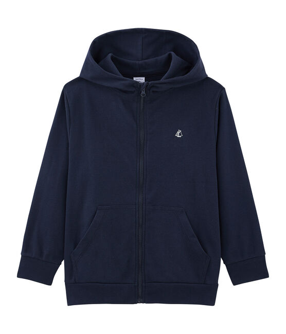 Sweatshirt à capuche enfant garçon SMOKING