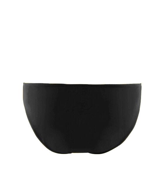 Bas de maillot de bain femme noir Noir