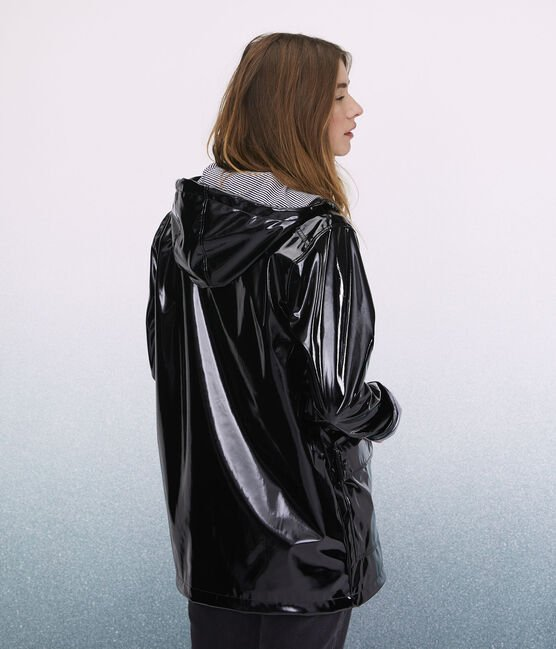 Ciré iconique vernis Femme noir Noir