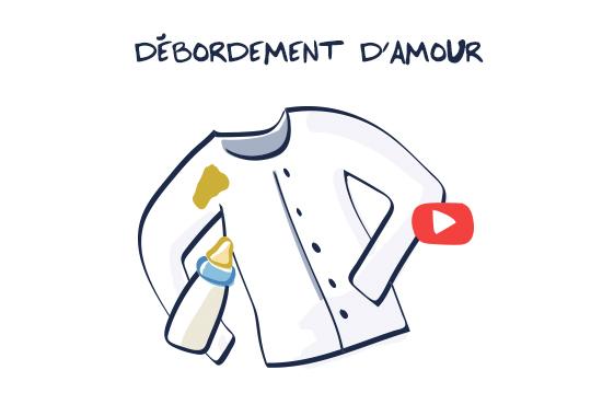 Video Seconde Vie Debordement d'amour Petit Bateau