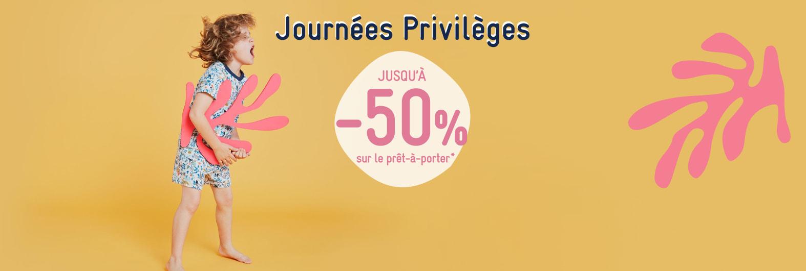Journées Privilèges