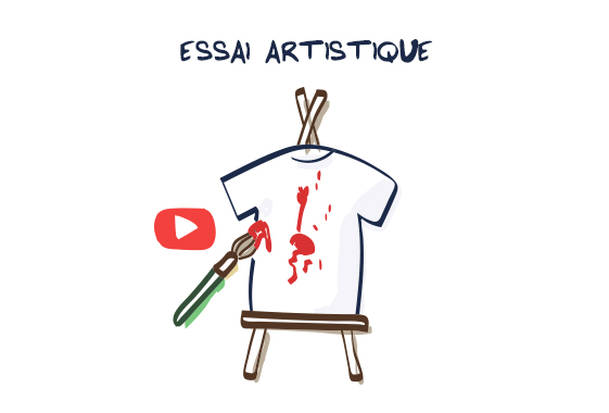 Video Seconde Vie Essai artistique Petit Bateau