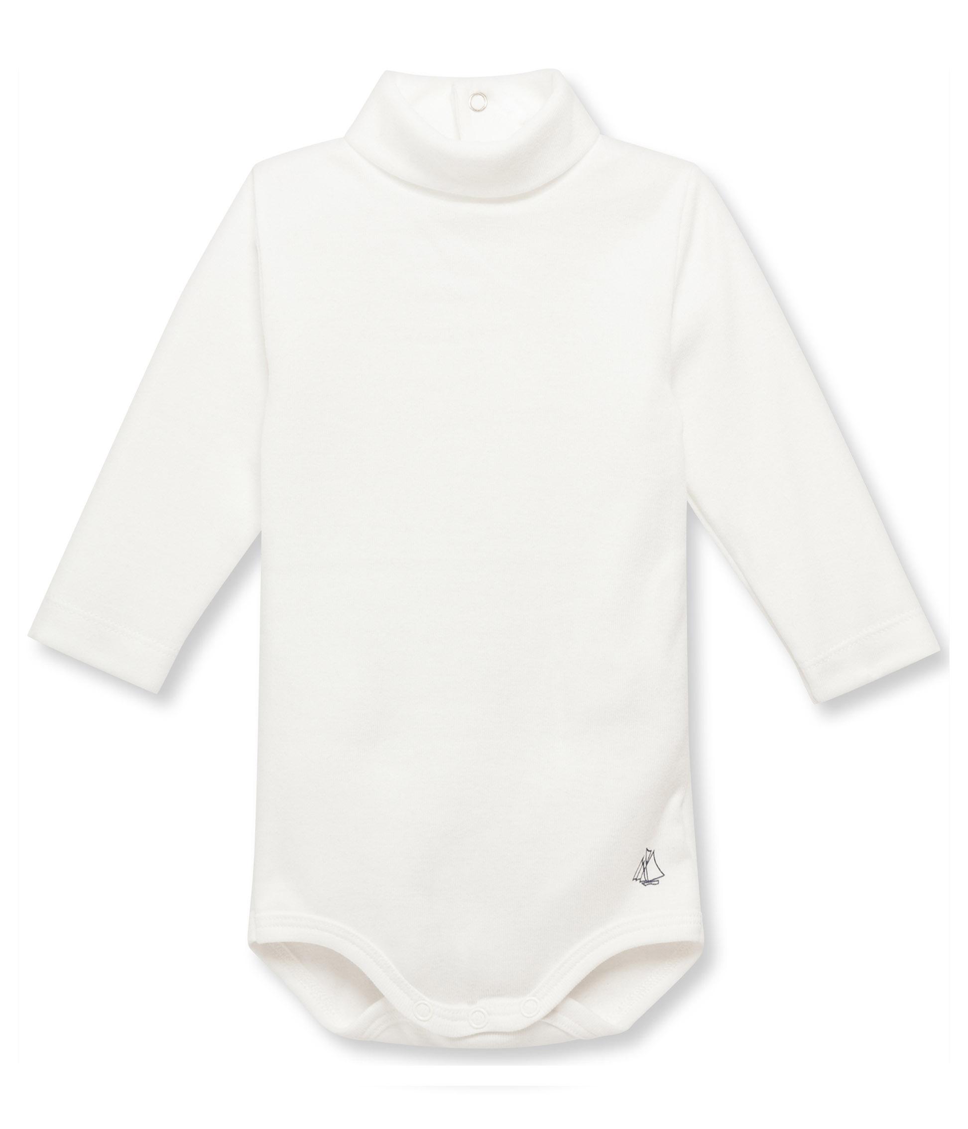 Body col roulé bébé mixte  19d8613de75